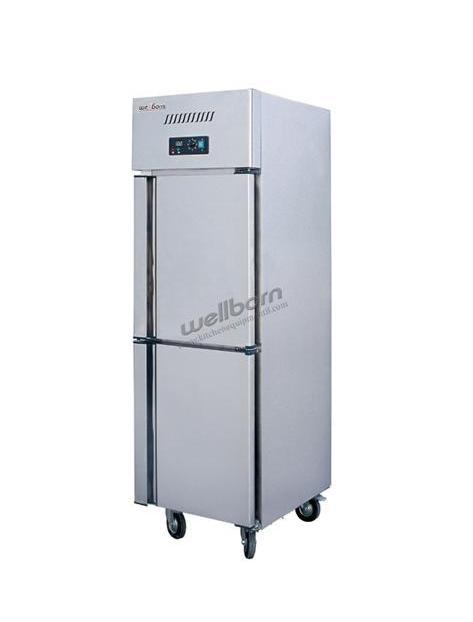Tủ lạnh công nghiệp 2 cánh 500lit