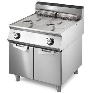 Electric fryer, capacity 2x 10 litres VS7080FRE10