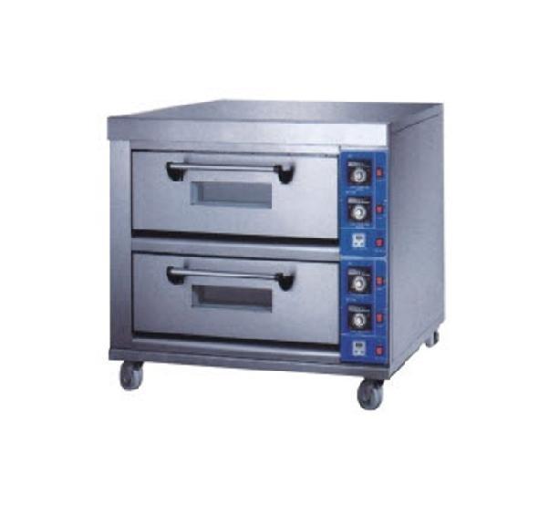 ZH 40C 1 Lò nướng bánh dùng điện 2 tầng
